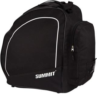 Summit taske til skistøvler sort og hvid