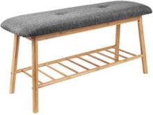 Leitmotiv - Bench Bamboo - Benk
