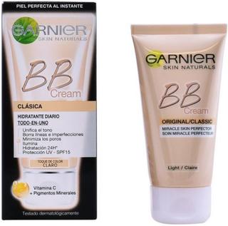 Fuktighetskräm med sminkad effekt Skin Naturals Bb Cream Garnier 16382