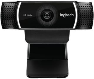 Webbkamera Logitech C922 HD 1080p Streaming Svart