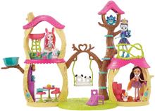 Enchantimals, Playhouse Panda Sett