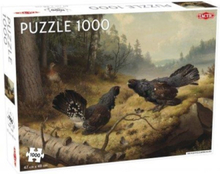 Fighting Capercailles' puzzle 1000 pcs (multi)