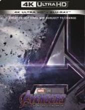 Avengers Endgame - 4K Ultra HD + Blu-ray (ei suom.tekst.)