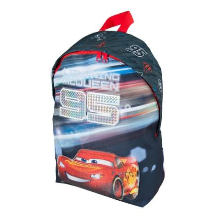 Libro Fashion Disney Cars 3, Ryggsäck Blinkande