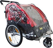 SunBee - Cykelvagn - Regnskydd
