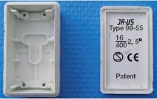 Ja us universal box ip55 type 90-55 white