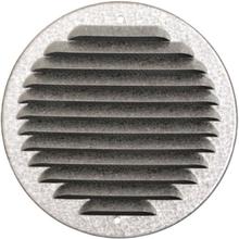 Metal grid ø100 aluzink