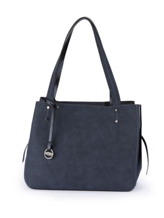 Shopper Fra Gabor Bags blå - Peter Hahn
