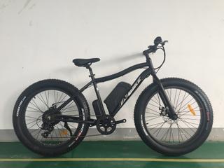 EAZbike® - Fatbike - Elektrisk sykkel med 250W motor