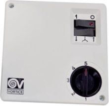 Control unit 5-step for nordik