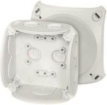 Cable junction box without terminals 93x93x62