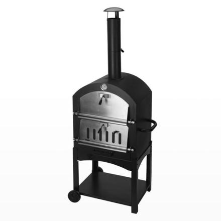 Utendørs ovn - for pizza, grill eller røyking