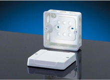 Cable junction box 2.5 mm2 without terminals.10 elastic mem