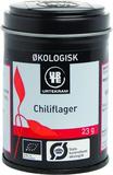 Urtekram Chiliflingor EKO 23 g