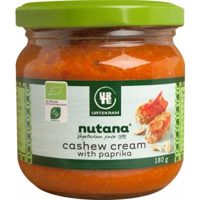 Nutana Cashew Paprika Creme Bio 180 g