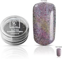 Glitter Shimmer Nymph Graphite