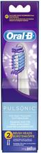 Oral-B® Aufsteckbürsten Pulsonic 2er
