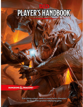 EurekaShop Dungeons & Dragons RPG - Player´s Handbook