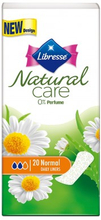 Libresse Natural Care Normal Daily Liners 20 stk