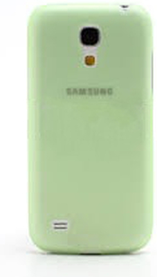 Frostat mobil skal i plast till samsung galaxy s4