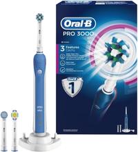 Oral-B Pro 3000. 10 stk. på lager