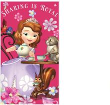 Disney prinsessan sofia handduk 35 x 65 cm rosa 22d804e31f29e