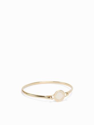 Marc Jacobs Hinge Bracelet Cream