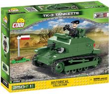 Cobi 2392 Small army Tank TK-3 Tankette