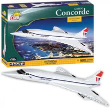 Cobi 1917 Concorde fly - 455 deler