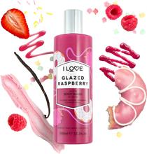 Glazed Raspberry, Scented Body Wash 360 ml I love… Duschcreme