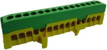 Earthing terminal green pe15-f2 15x16mm2