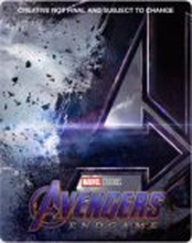 Avengers Endgame - Steelbook (Blu-ray)