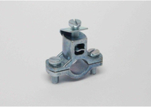 Earthing clip ø 13.2-14 1/4 (zinc diecasted) 2.5 - 25mm2
