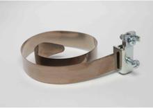 Earth clip 8-114mm 1/8 - 4 l 428mm 2.5 - 25mm2