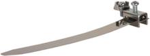 Earth clip 8-50mm 1/8 - 1 1/2 l 209mm 2.5 - 25mm2