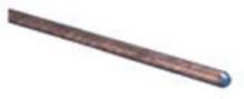Ground rod copper bonded 2.1 m 1/2