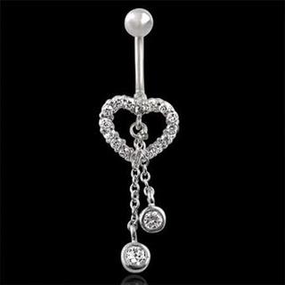 Fashion Top Luksus Navle piercinger
