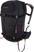Mammut Pro X Removable Airbag 3.0 Unisex skiryggsekker Sort 35L