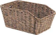 Unix Morino Fixed Installation Basket reed brown 2020 Cykelkorgar för pakethållare