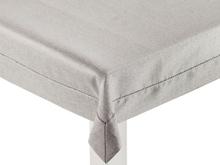 Bordsduk 150x220 cm ljusgrå ALAMETTIN