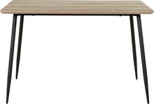 Smokey matbord 120x80 cm - Grå bets