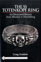 Ss totenkopf ring - himmlers ss honor ring in detail