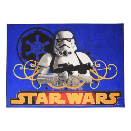 AK Sports legetæppe Star Wars Stormtroopers 95 x 133 cm Star Wars 03 - VidaXL