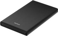 "hdkab för 1x2,5""""SATA 6gb/s, USB 3,0, svart"