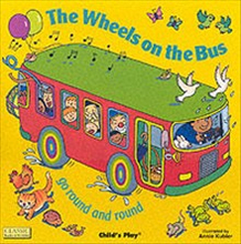 Wheels on the bus go round and round