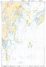 Sjökort 6171 Nynäshamn