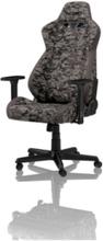 S300 Gaming Chair - Urban Camo Krzes?o gamingowe - Br?zowo-czarny - Tkanina - 136.1 kg