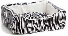 Pet Prior Hundekurv - Zebra