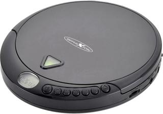 Reflexion PCD500MP Bärbar CD-spelare CD, CD-R, CD-RW, MP3 Svart