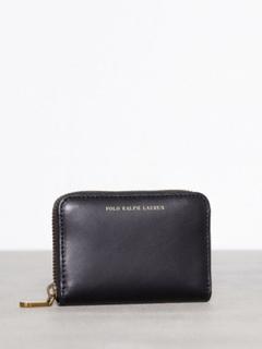 Polo Ralph Lauren Zip Wallet Small Plånböcker Svart
